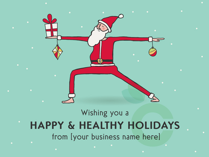 Tis the Season to be Marketing – Use Christmas Cards to Maintain Referrals into 2015