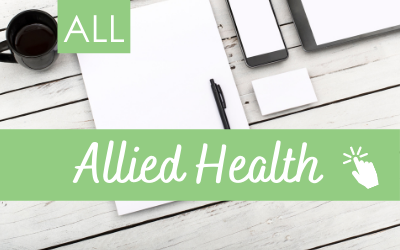 All Allied Health_Website Tile